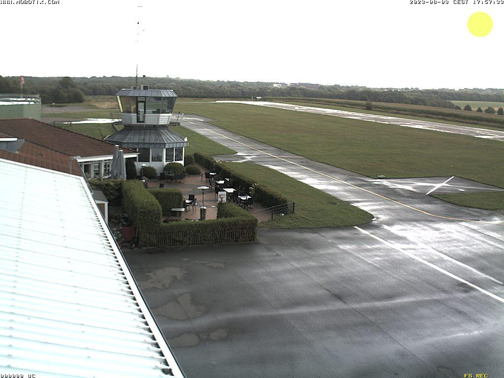 Osnabrück-Atterheide Airfield, East
