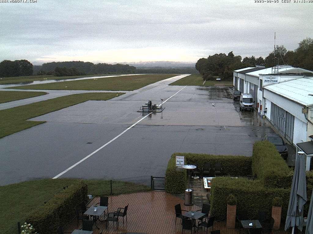 Osnabrück-Atterheide Airfield, West